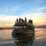 Sunset Cruise on the Nile River weekend getaway kampala uganda