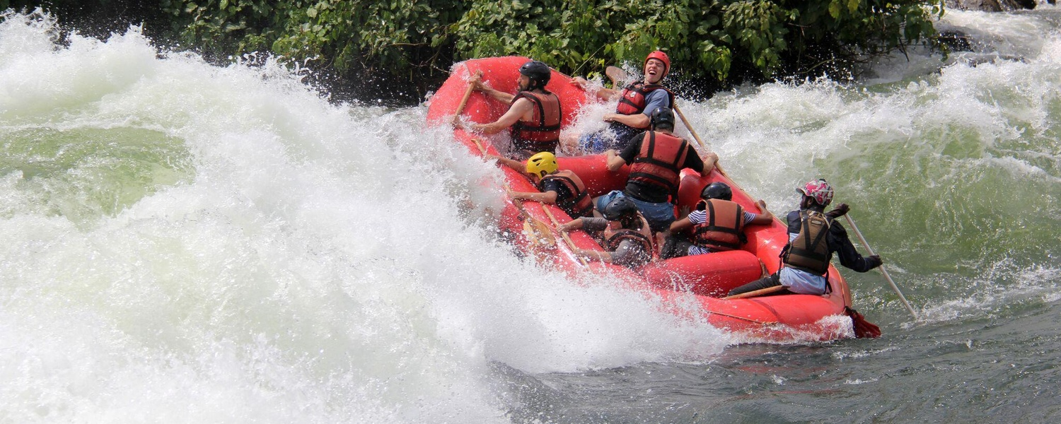 Full Day Rafting